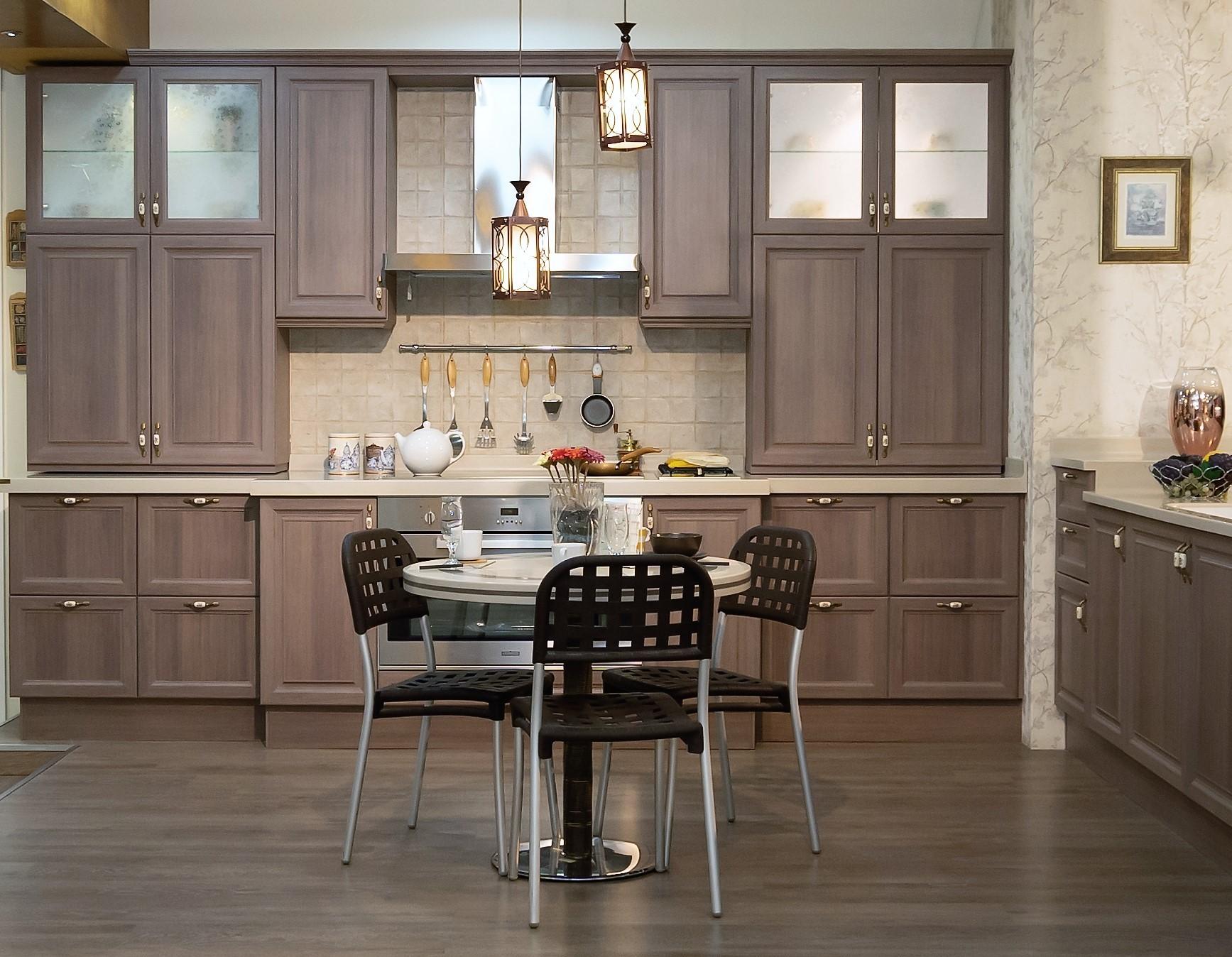 Alfarsi Aluminum kitchens